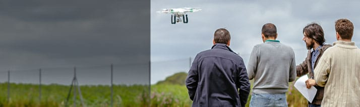8 Tips from a Manned and Unmanned Pilot for Safely Flying a Drone in Extreme Weather Conditions